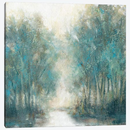 Lakeside Groves Canvas Print #CRO471} by Carol Robinson Canvas Artwork