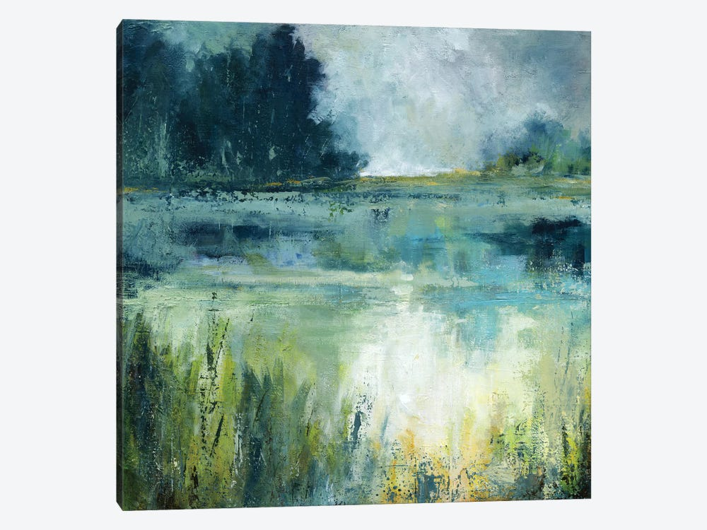 Reflections Edge by Carol Robinson 1-piece Canvas Wall Art