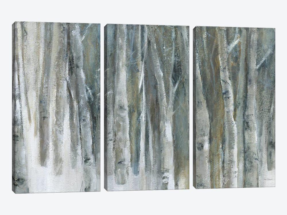 Banff Birch Grove by Carol Robinson 3-piece Canvas Art