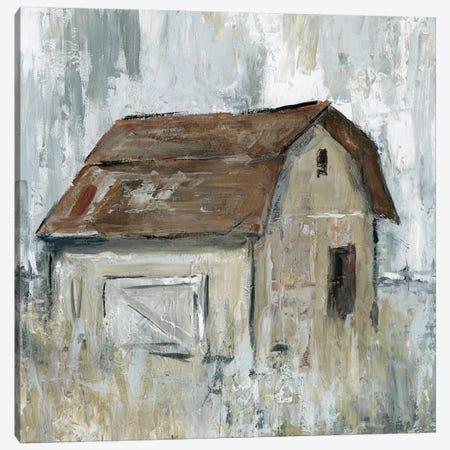 Barn At Dusk Canvas Print #CRO489} by Carol Robinson Canvas Print