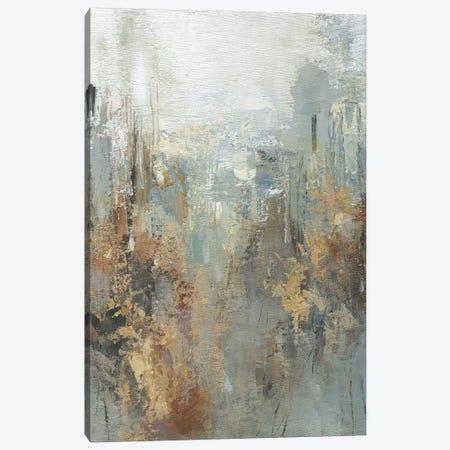 Forest Lights Canvas Print #CRO515} by Carol Robinson Canvas Artwork