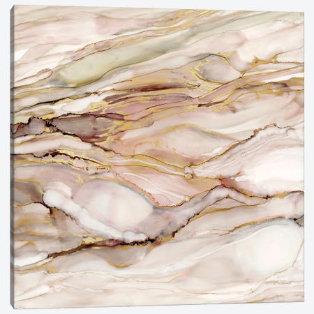 Graceful Marble I Canvas Print #CRO519} by Carol Robinson Canvas Print