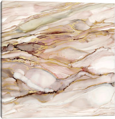 Graceful Marble I Canvas Art Print