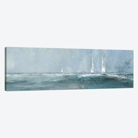 Headed Out Canvas Print #CRO521} by Carol Robinson Canvas Wall Art