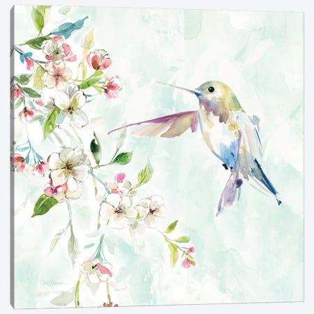 Hummingbird IV Canvas Print #CRO523} by Carol Robinson Canvas Wall Art