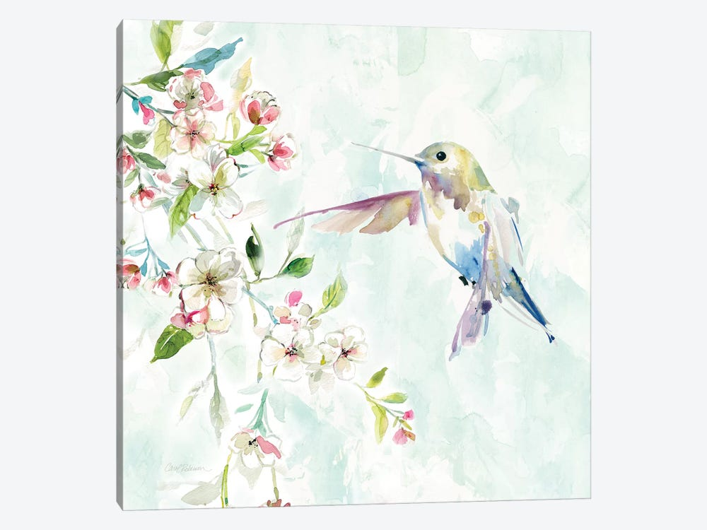 Hummingbird IV 1-piece Canvas Art
