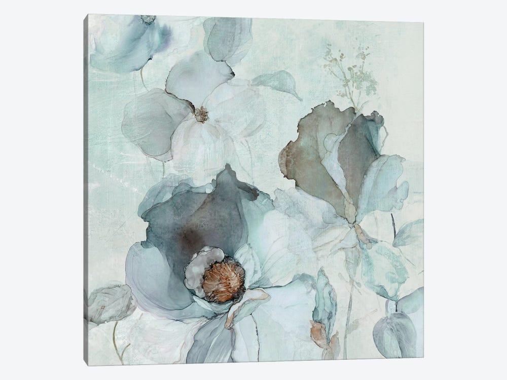 Moonlit Garden by Carol Robinson 1-piece Canvas Wall Art