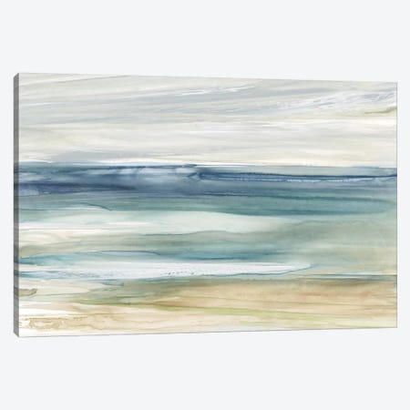 Ocean Breeze Canvas Print #CRO535} by Carol Robinson Canvas Artwork