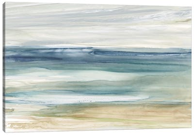 Ocean Breeze Canvas Art Print