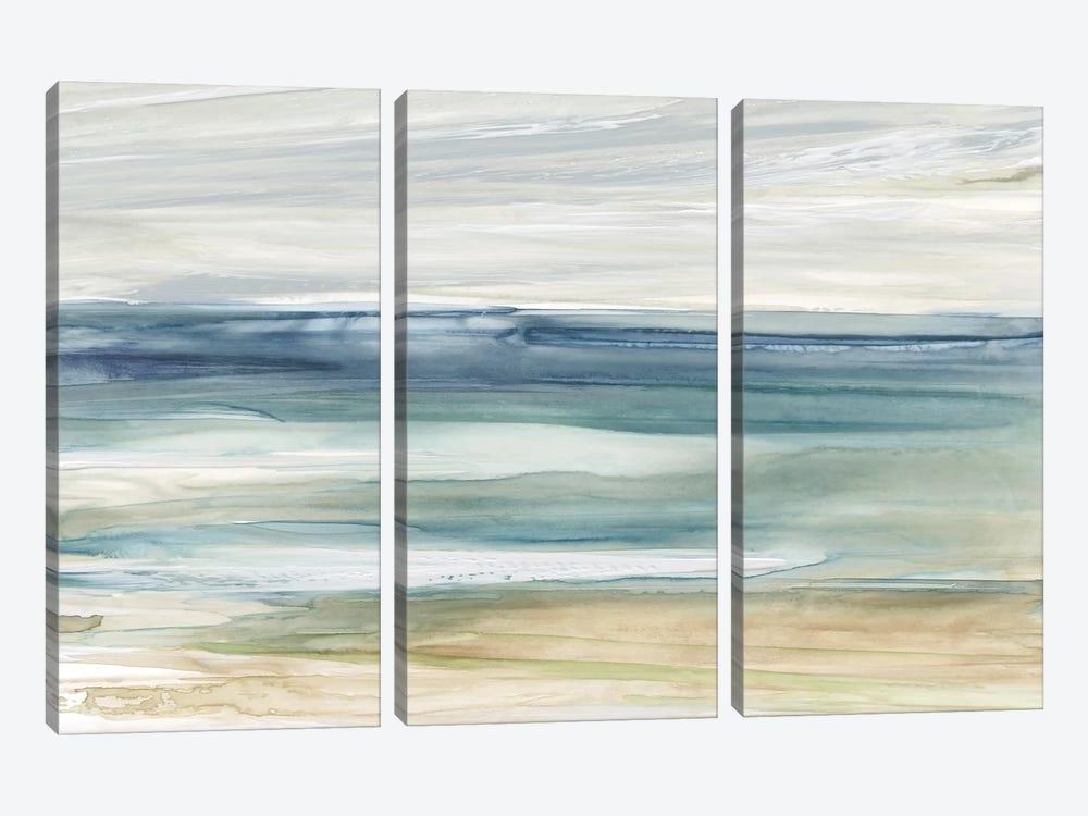 Ocean Breeze by Carol Robinson 3-piece Art Print