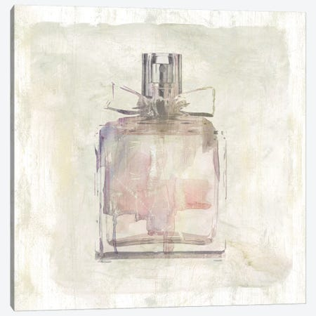 Pretty Perfume I Canvas Print #CRO537} by Carol Robinson Canvas Artwork