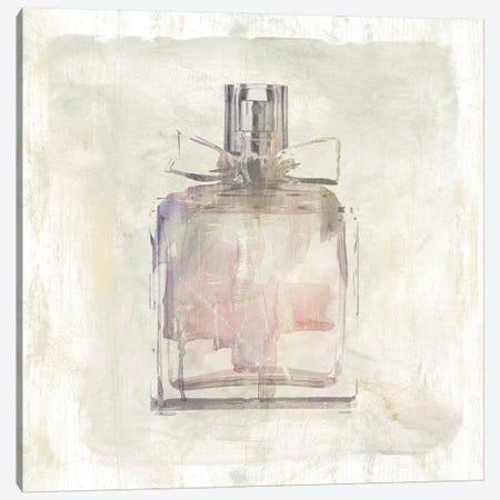 Pretty Perfume I Canvas Print #CRO537} by Carol Robinson Canvas Artwork