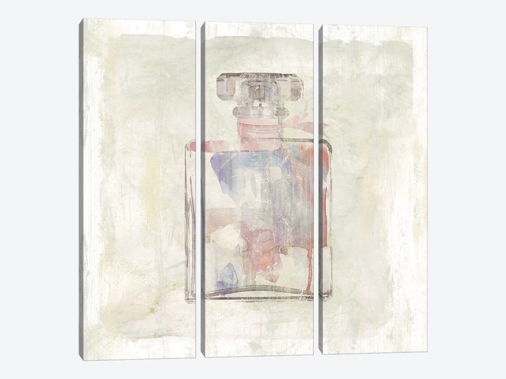 Pretty Perfume III by Carol Robinson 3-piece Canvas Print