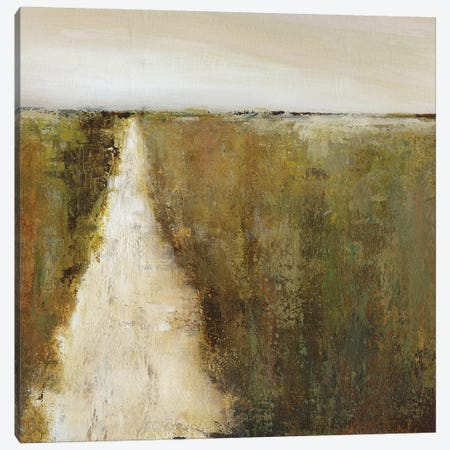 Road Home Canvas Print #CRO540} by Carol Robinson Canvas Art