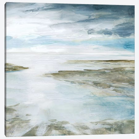 Shimmering Tides Canvas Print #CRO542} by Carol Robinson Canvas Art