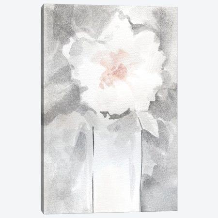 Silver Blush II Canvas Print #CRO544} by Carol Robinson Art Print