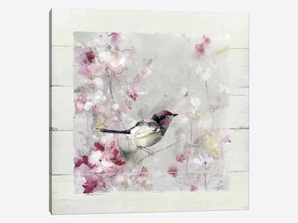 Sitting Pretty Shiplap I by Carol Robinson 1-piece Canvas Wall Art