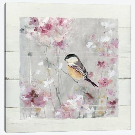 Sitting Pretty Shiplap II Canvas Print #CRO546} by Carol Robinson Art Print