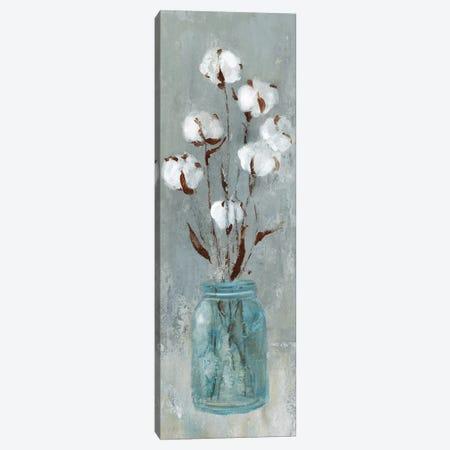 Stalks Of Cotton II Canvas Print #CRO548} by Carol Robinson Canvas Wall Art