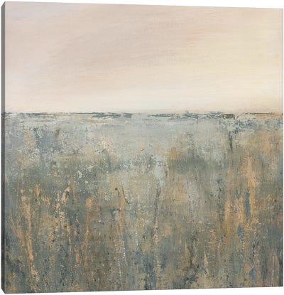 Sunset Marsh Canvas Art Print