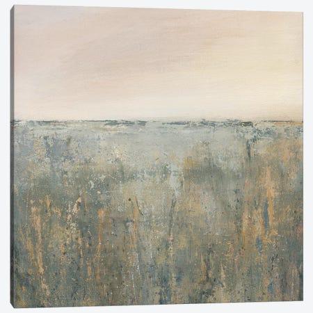 Sunset Marsh Canvas Print #CRO552} by Carol Robinson Art Print