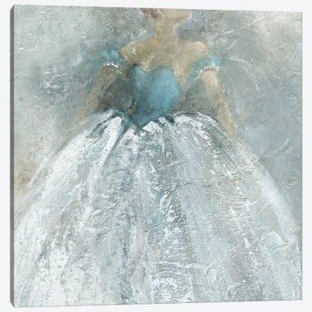 The Gown Canvas Print #CRO554} by Carol Robinson Canvas Artwork