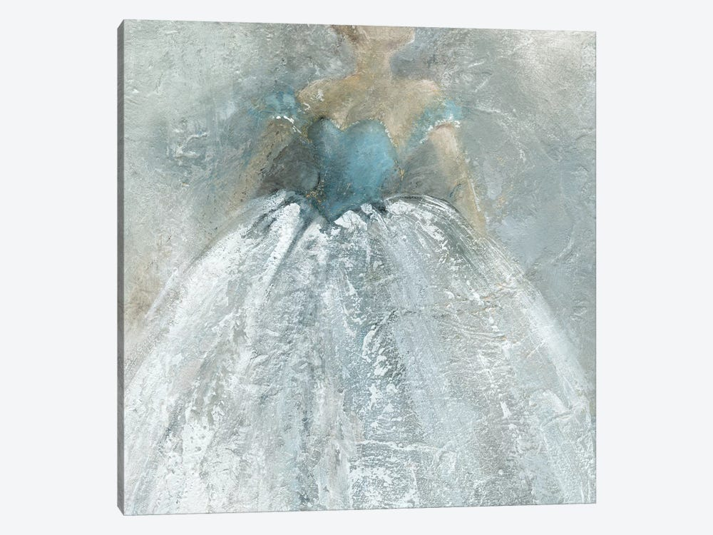 The Gown by Carol Robinson 1-piece Canvas Artwork