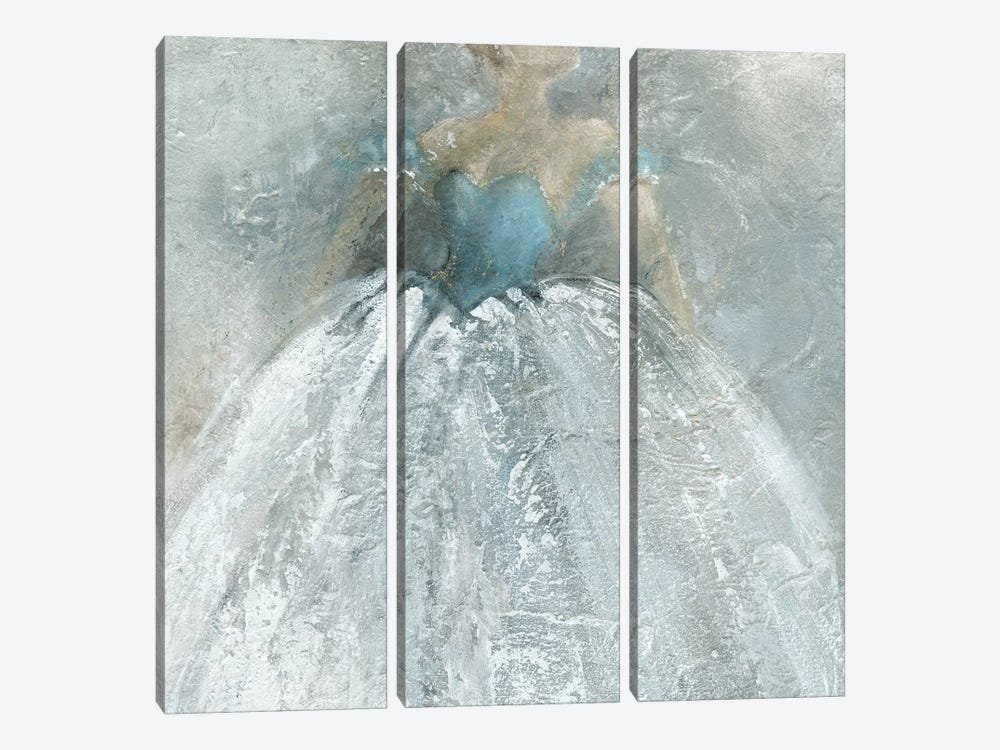The Gown by Carol Robinson 3-piece Canvas Artwork