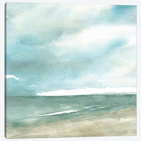 Tranquil Seas Canvas Print #CRO555} by Carol Robinson Canvas Artwork
