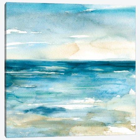 Wash Over Me I Canvas Print #CRO558} by Carol Robinson Canvas Print