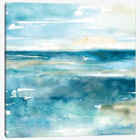 Wash Over Me II Canvas Print #CRO559} by Carol Robinson Canvas Print