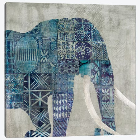 Botswana Patterns Canvas Print #CRO564} by Carol Robinson Canvas Print