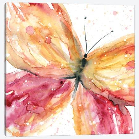 Butterfly Brook I Canvas Print #CRO577} by Carol Robinson Canvas Wall Art