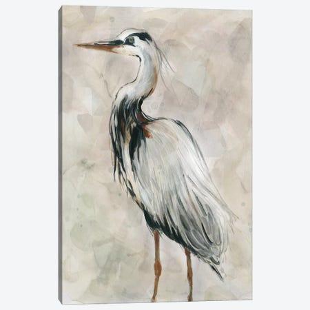 Crane at Dusk II Canvas Print #CRO581} by Carol Robinson Canvas Art