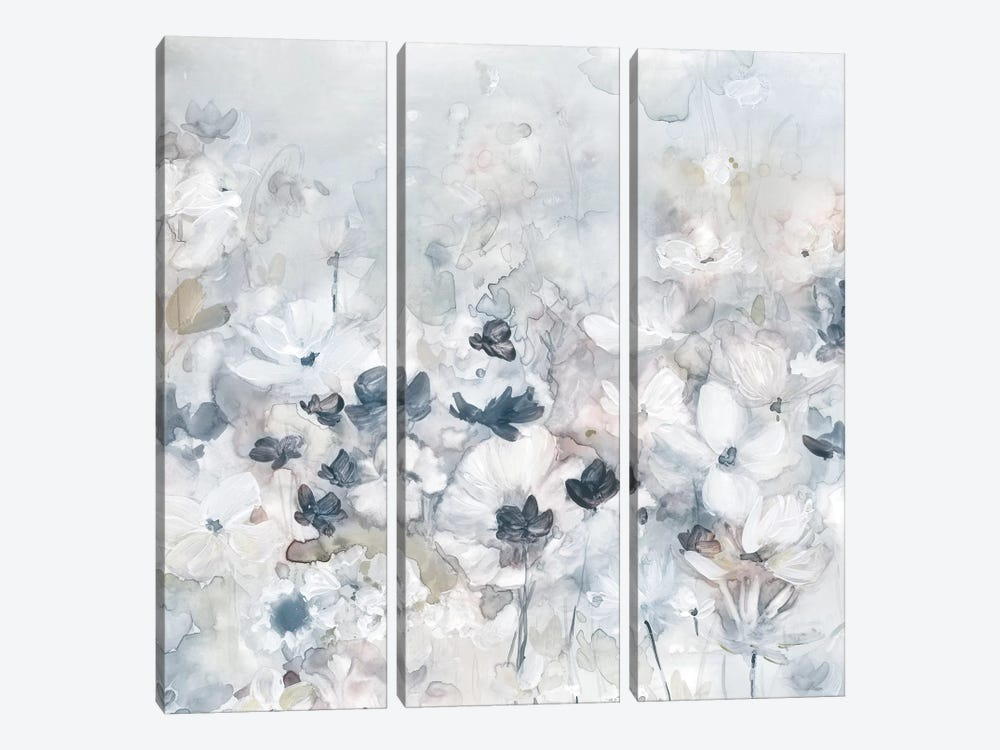 Dreamy Fields by Carol Robinson 3-piece Canvas Artwork