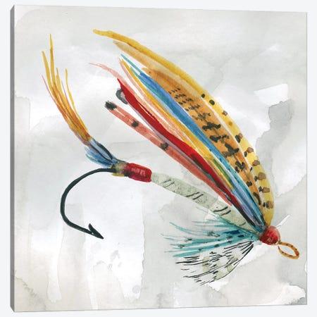 Fly Hook I Canvas Print #CRO598} by Carol Robinson Canvas Art Print