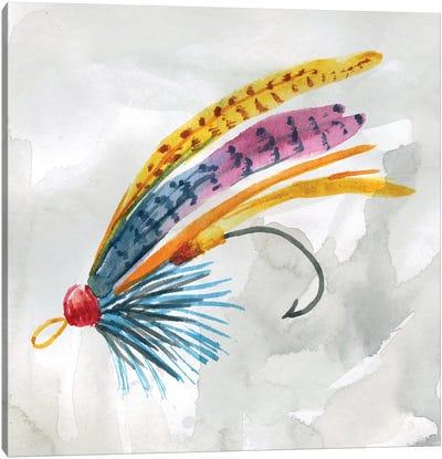 Fly Hook III Canvas Art Print
