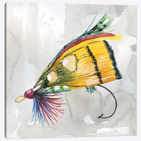Fly Hook IV Canvas Print #CRO601} by Carol Robinson Canvas Print