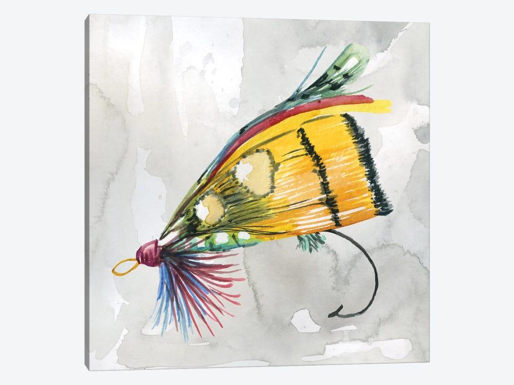 Fly Hook IV by Carol Robinson 1-piece Canvas Artwork