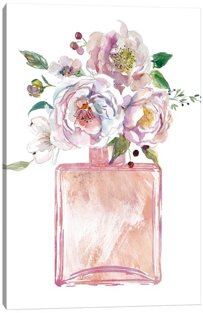 Fragrance of Summer I Canvas Art Print