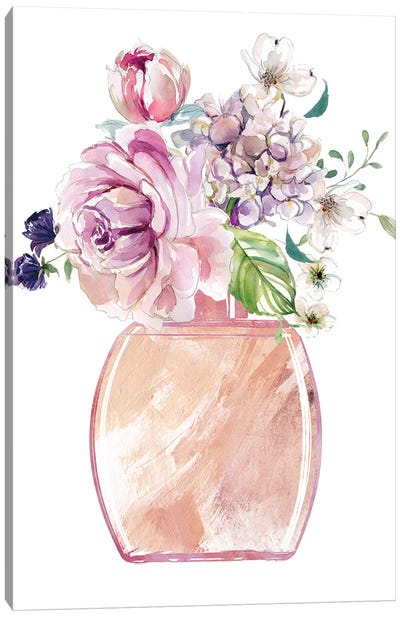 Fragrance of Summer II Canvas Art Print