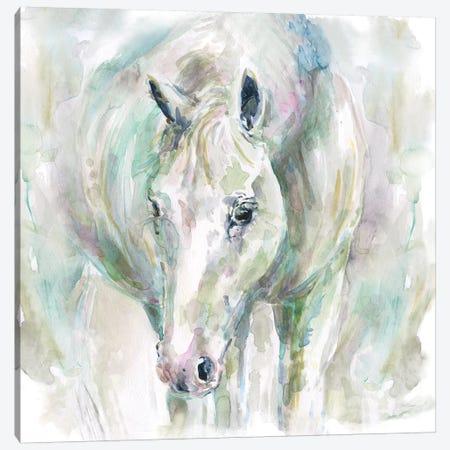 Garden Visit Canvas Print #CRO605} by Carol Robinson Canvas Art