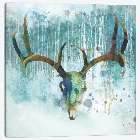 Beyond The Forest I Canvas Print #CRO61} by Carol Robinson Canvas Artwork