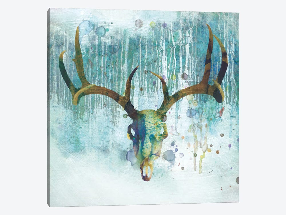 Beyond The Forest I by Carol Robinson 1-piece Canvas Artwork