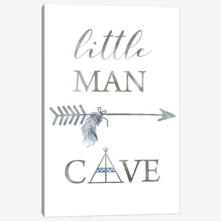 Little Man Cave Arrow Canvas Print #CRO624} by Carol Robinson Canvas Art