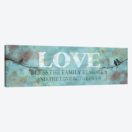 Love Between Us Canvas Print #CRO629} by Carol Robinson Canvas Art Print