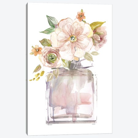Mini Bouquet I Canvas Print #CRO642} by Carol Robinson Art Print