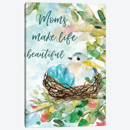 Mother's Nest II Canvas Print #CRO646} by Carol Robinson Canvas Wall Art