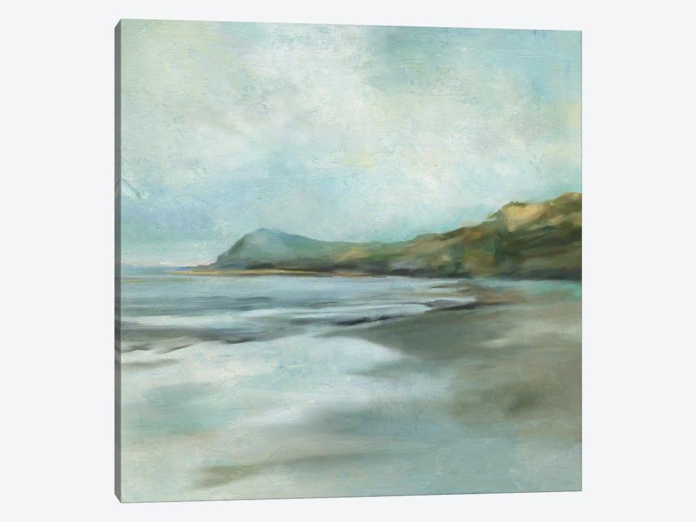 Ocean Cliffs by Carol Robinson 1-piece Canvas Art Print