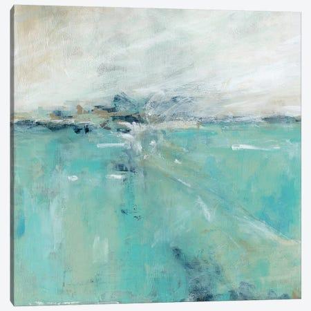 Oceans Expanse Canvas Print #CRO655} by Carol Robinson Canvas Print